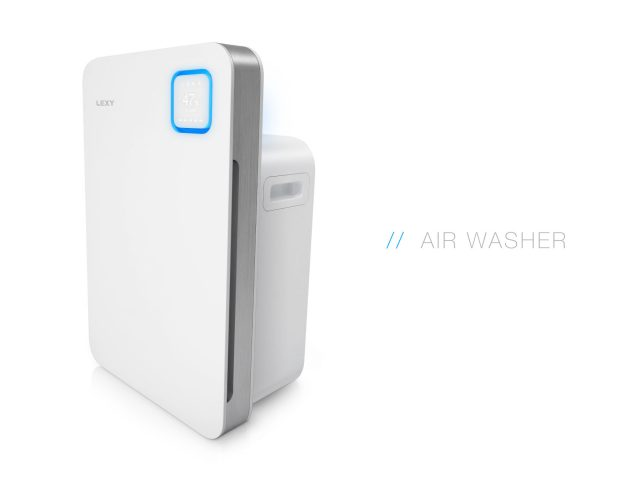 KingClean Air Washer